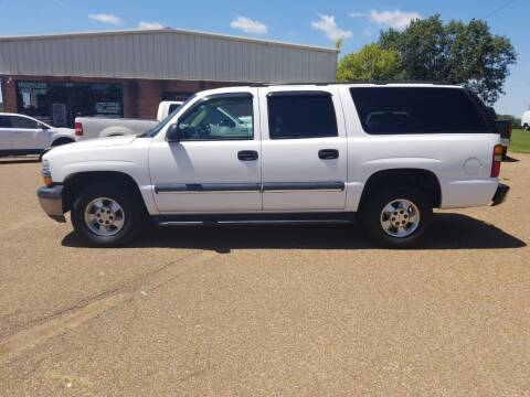 2003 Chevrolet Suburban for sale at Frontline Auto Sales in Martin TN