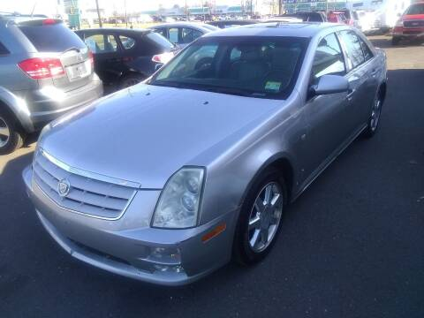 2007 Cadillac STS for sale at Wilson Investments LLC in Ewing NJ