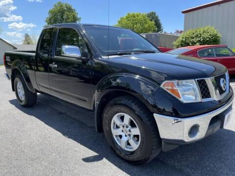 2007 Nissan Frontier for sale at Keisers Automotive in Camp Hill PA