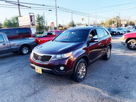 2011 Kia Sorento for sale at New Wave Auto of Vineland in Vineland NJ