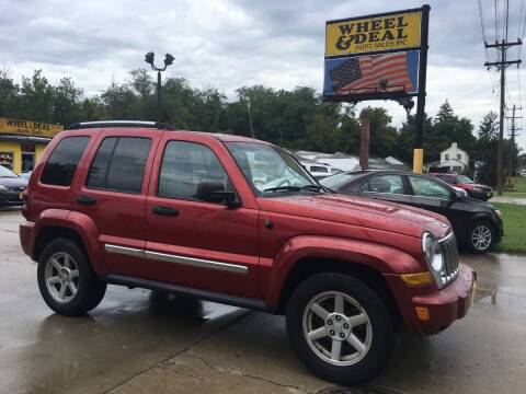 2006 Jeep Liberty for sale at Wheel & Deal Auto Sales Inc. in Cincinnati OH