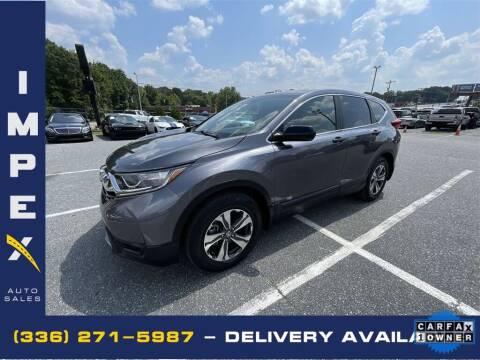 2018 Honda CR-V for sale at Impex Auto Sales in Greensboro NC