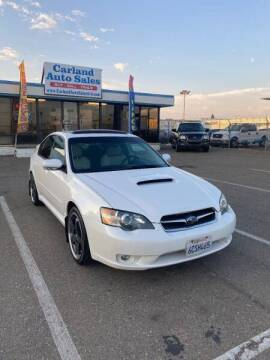 2005 Subaru Legacy for sale at Carland Auto Sales in Sacramento CA