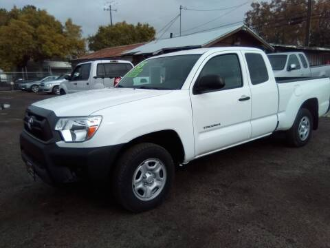 2015 Toyota Tacoma for sale at Larry's Auto Sales Inc. in Fresno CA