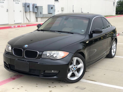 2009 BMW 1 Series for sale at Executive Auto Sales DFW LLC in Arlington TX