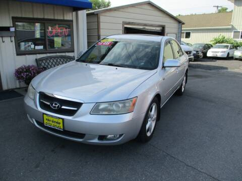 2007 Hyundai Sonata for sale at TRI-STAR AUTO SALES in Kingston NY