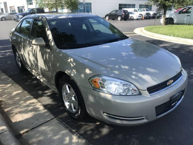 2011 Chevrolet Impala for sale at Dotcom Auto in Chantilly VA