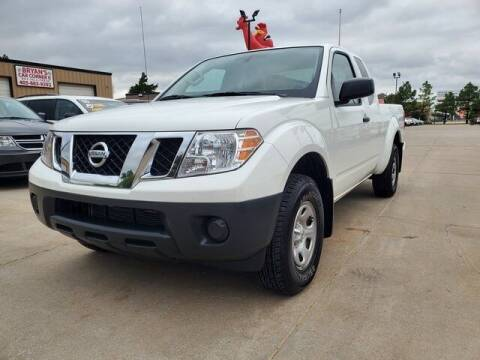 2019 Nissan Frontier for sale at Bryans Car Corner in Chickasha OK
