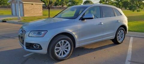 2013 Audi SQ5 for sale at Classic Car Deals in Cadillac MI