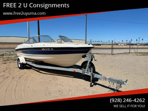 2005 Bayliner 205 for sale at FREE 2 U Consignments in Yuma AZ
