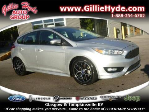2016 Ford Focus for sale at Gillie Hyde Auto Group in Glasgow KY
