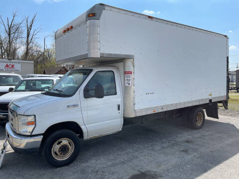 2011 Ford E-Series Chassis for sale at ACE HARDWARE OF ELLSWORTH dba ACE EQUIPMENT in Canfield OH