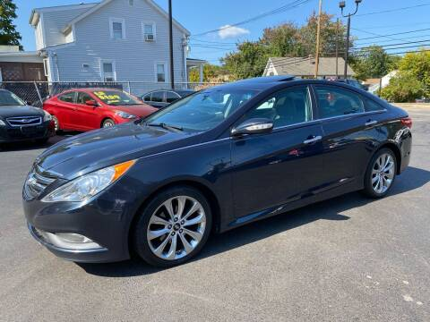 2014 Hyundai Sonata for sale at Ocean State Auto Sales in Johnston RI