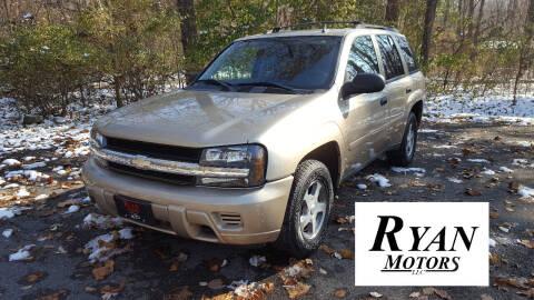 2006 Chevrolet TrailBlazer for sale at Ryan Motors LLC in Warsaw IN