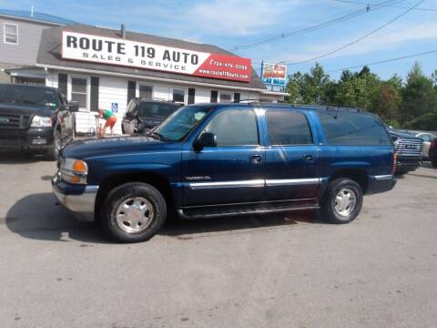 2001 GMC Yukon XL for sale at ROUTE 119 AUTO SALES & SVC in Homer City PA