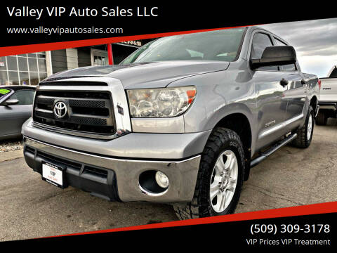 2011 Toyota Tundra for sale at Valley VIP Auto Sales LLC in Spokane Valley WA
