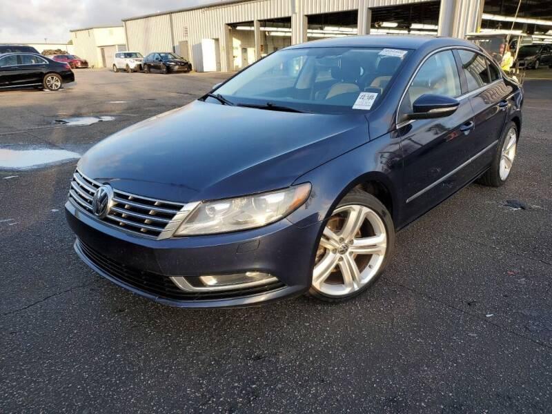 2013 Volkswagen CC for sale at Top Garage Commercial LLC in Ocoee FL