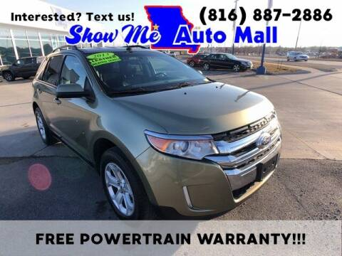 2013 Ford Edge for sale at Show Me Auto Mall in Harrisonville MO