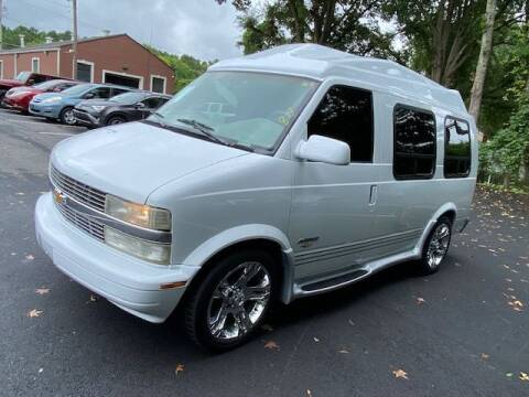 1998 Chevrolet Astro for sale at Adams Auto Group Inc. in Charlotte NC