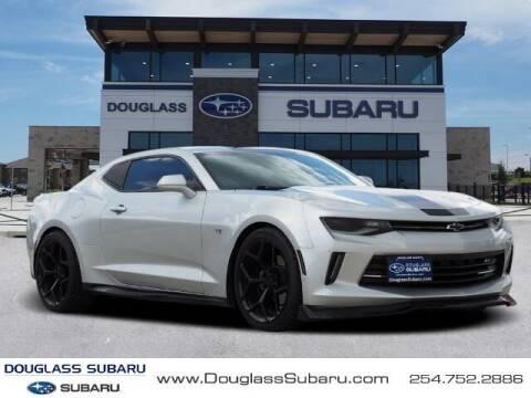 2017 Chevrolet Camaro for sale at Douglass Automotive Group - Douglas Subaru in Waco TX