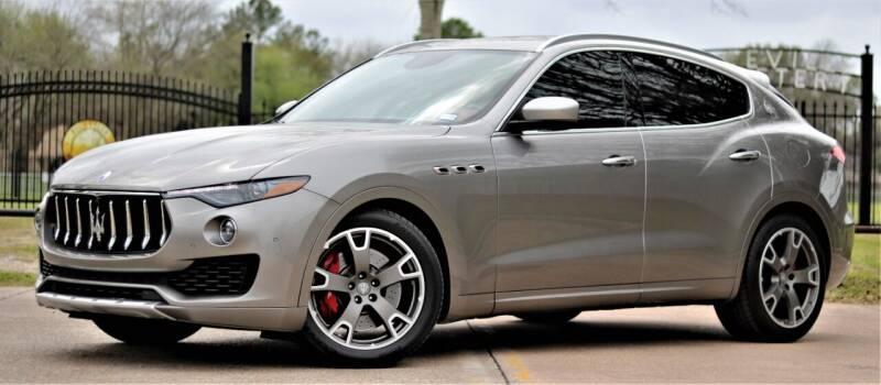 2017 Maserati Levante for sale at Texas Auto Corporation in Houston TX