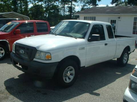 2007 Ford Ranger for sale at Northgate Auto Sales in Myrtle Beach SC