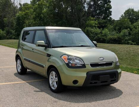 2011 Kia Soul for sale at Budget City Auto Sales LLC in Racine WI