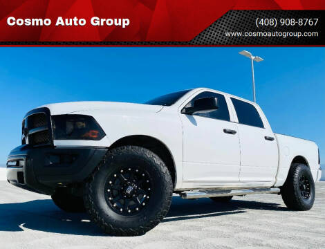 2012 RAM Ram Pickup 1500 for sale at Cosmo Auto Group in San Jose CA