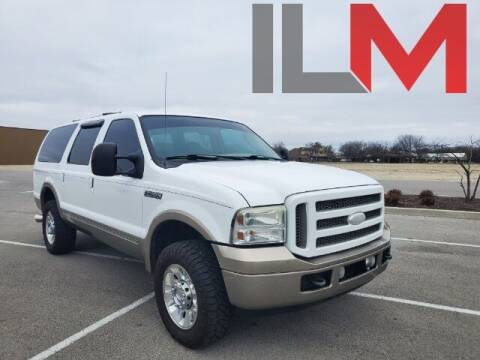 2005 Ford Excursion for sale at INDY LUXURY MOTORSPORTS in Fishers IN