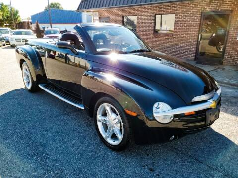 2003 Chevrolet SSR for sale at Raleigh Motors in Raleigh NC