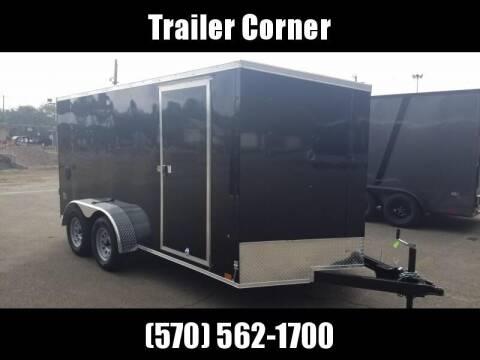 2022 Look Trailers STLC 7X14 - RAMP DOOR
