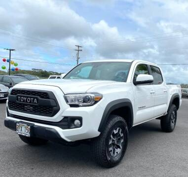 2018 Toyota Tacoma for sale at PONO'S USED CARS in Hilo HI