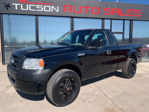 2008 Ford F-150 for sale at Tucson Auto Sales in Tucson AZ