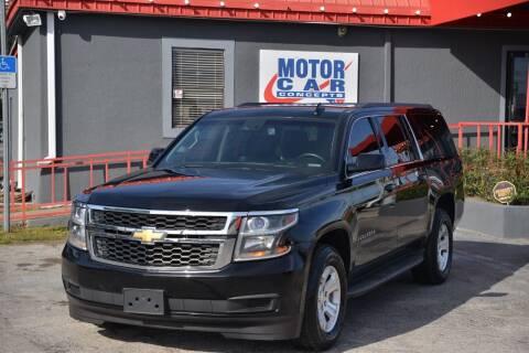 2015 Chevrolet Suburban for sale at Motor Car Concepts II - Kirkman Location in Orlando FL