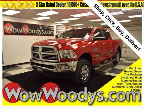 2017 RAM Ram Pickup 3500 for sale at WOODY'S AUTOMOTIVE GROUP in Chillicothe MO