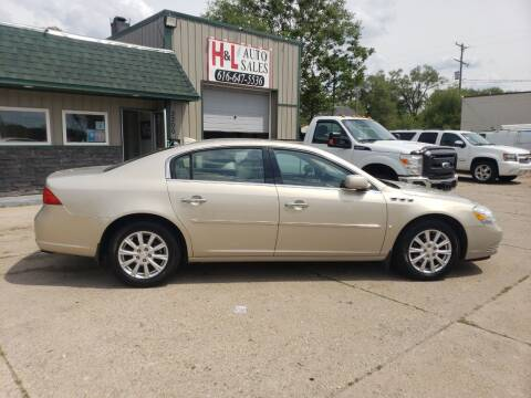 2009 Buick Lucerne for sale at H & L AUTO SALES LLC in Wyoming MI