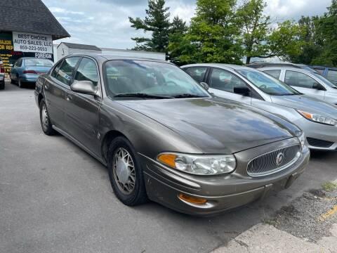 2001 Buick LeSabre for sale at Best Choice Auto Sales in Lexington KY