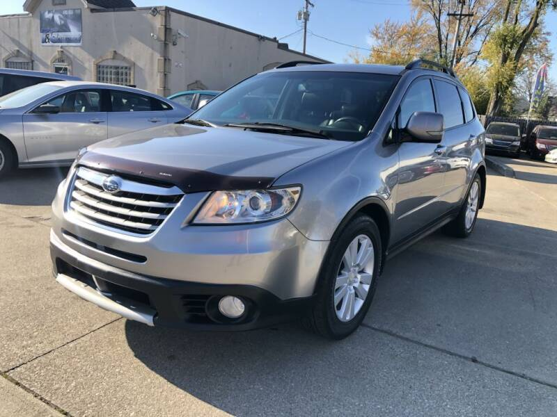 2009 Subaru Tribeca for sale at AAA Auto Wholesale in Parma OH