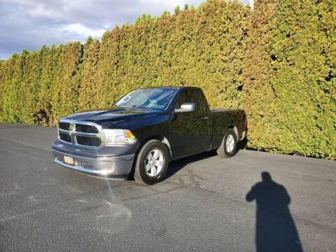 2014 RAM Ram Pickup 1500 for sale at Yaktown Motors in Union Gap WA