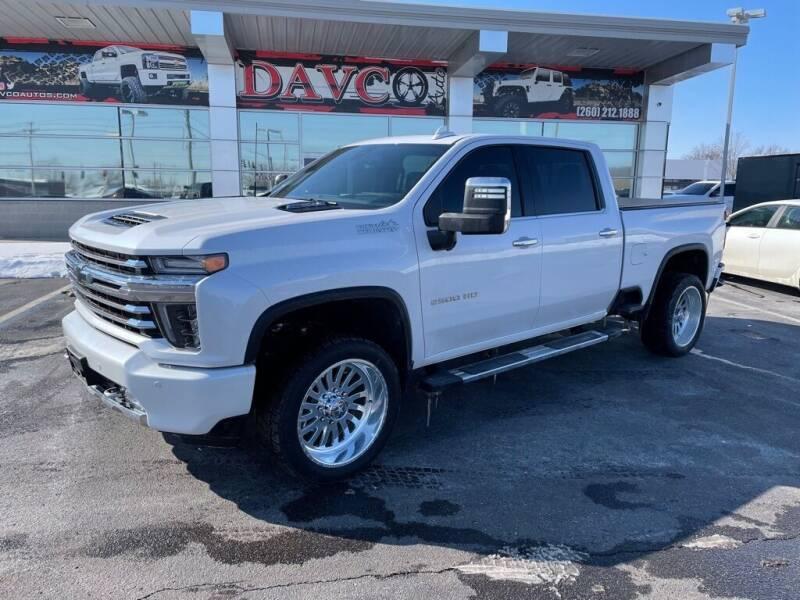 2020 Chevrolet Silverado 2500HD for sale at Davco Auto in Fort Wayne IN