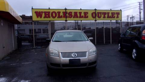 2007 Mercury Milan for sale at LONG BROTHERS CAR COMPANY in Cleveland OH