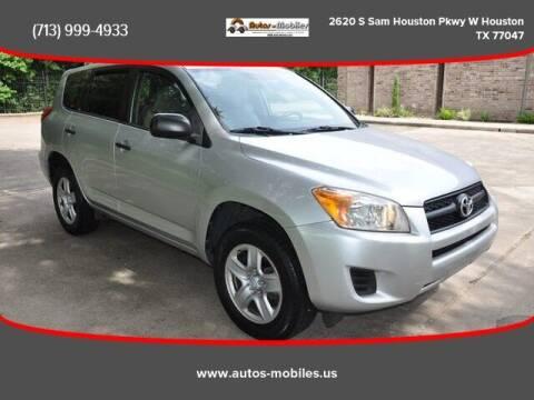 2011 Toyota RAV4 for sale at AUTOS-MOBILES in Houston TX