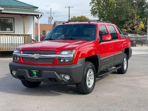 2004 Chevrolet Avalanche for sale at Island Auto Off-Road & Sport in Grand Island NE