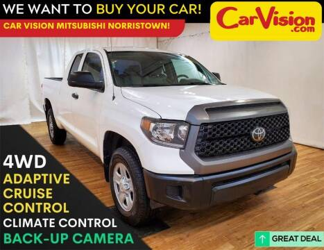 2018 Toyota Tundra for sale at Car Vision Mitsubishi Norristown in Trooper PA