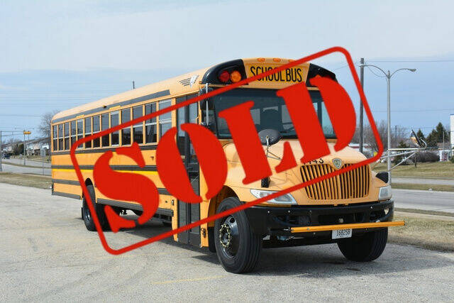 2011 IC Bus CE Series for sale in Crystal Lake, IL