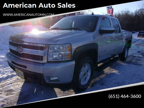 2010 Chevrolet Silverado 1500 for sale at American Auto Sales in Forest Lake MN