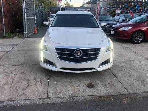 2014 Cadillac CTS for sale at Simon Auto Group in Newark NJ