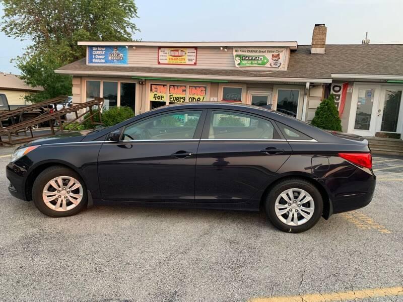 2011 Hyundai Sonata for sale at Revolution Motors LLC in Wentzville MO