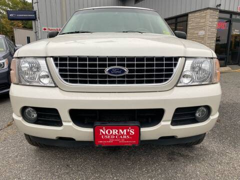 2003 Ford Explorer for sale at Norm's Used Cars INC. - Trucks By Norm's in Wiscasset ME