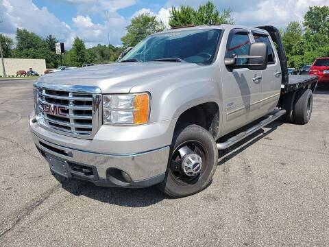 2008 GMC Sierra 3500HD for sale at Cruisin' Auto Sales in Madison IN
